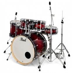 Pearl Decade Maple 6pc Red...